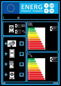 réaliser une étiquette énergie